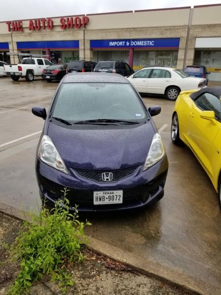HONDA FIT 2009 price $8,495