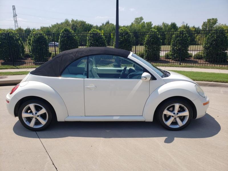Volkswagen NEW BEETLE 2007 price $4,595