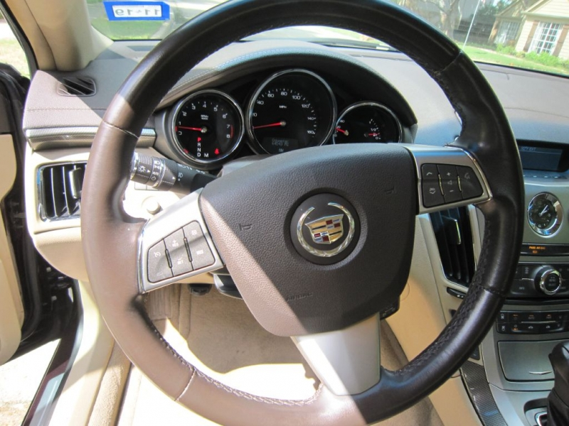 CADILLAC CTS 2010 price $12,497