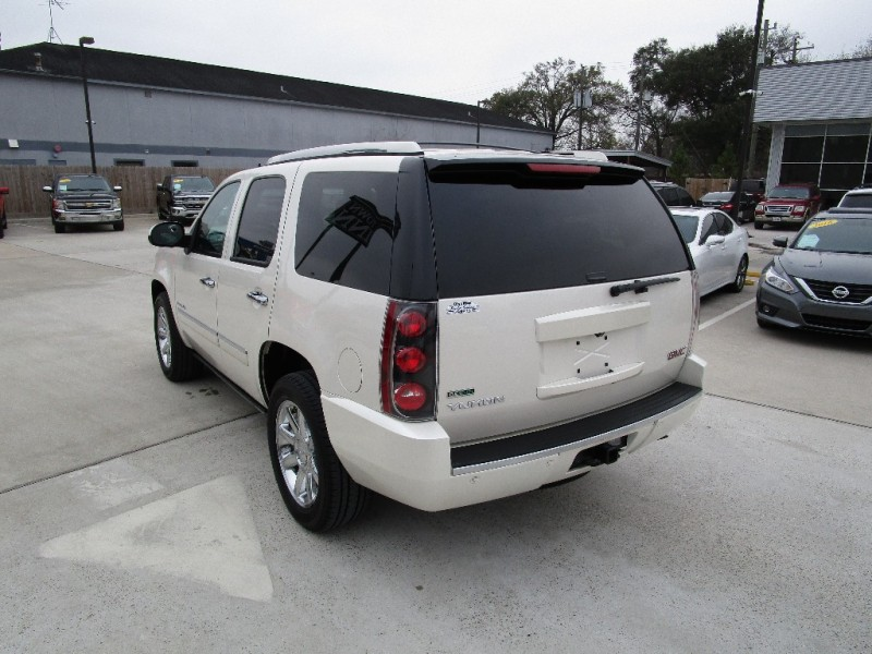 2012 gmc yukon 2wd 4dr 1500 denali inventory lone star for Lone star motors inventory
