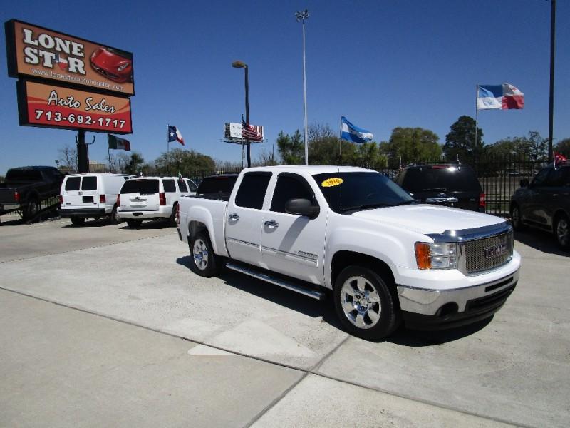 2010 gmc sierra 1500 2wd crew cab 143 5 xtra fuel economy for Lone star motors inventory