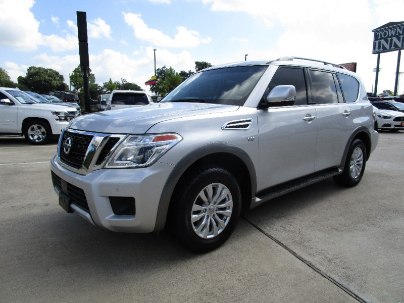 Nissan Armada 2017 for Sale in Houston, TX