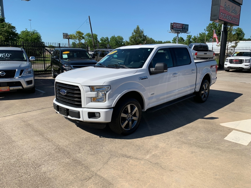 Ford F-150 2016 price SOLD