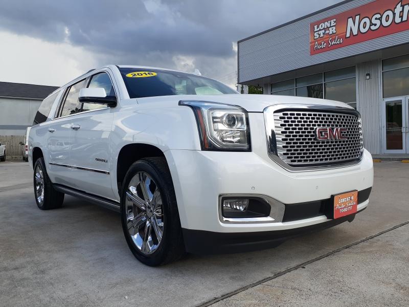 GMC Yukon XL 2016 price $5,995 Down