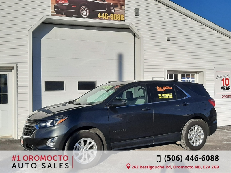Chevrolet Equinox 2018 price $23,950