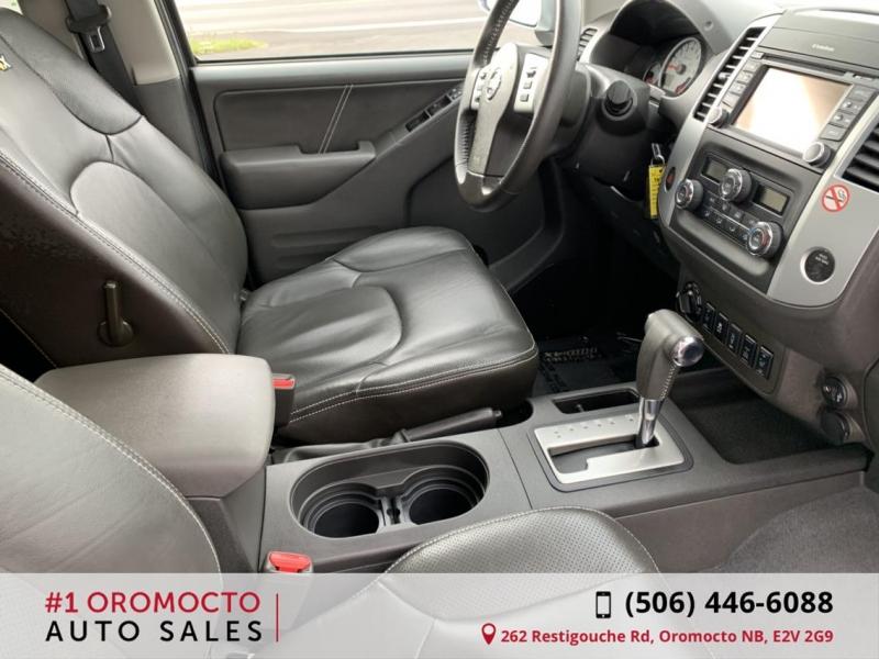 Nissan Frontier 2019 price $29,950