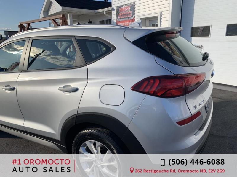 Hyundai Tucson 2019 price $23,950