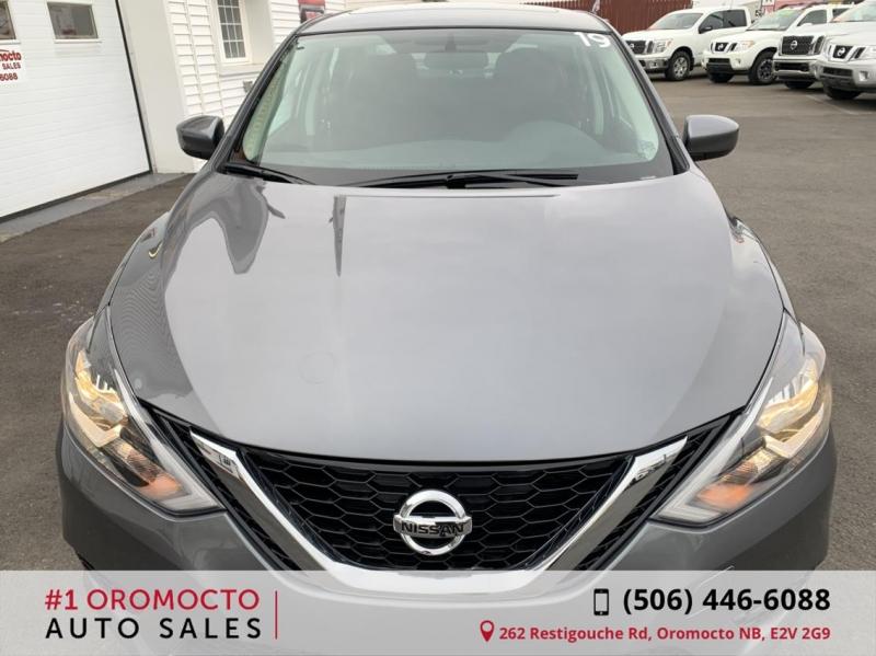 Nissan Sentra 2019 price $16,950