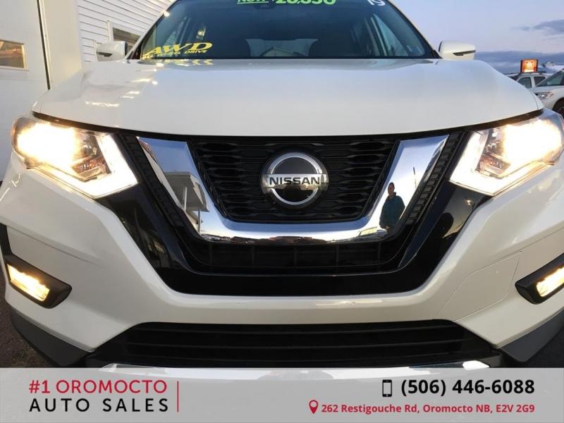 Nissan Rogue 2019 price $23,950