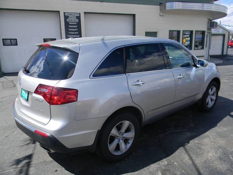 Acura MDX 2011 price $13,995
