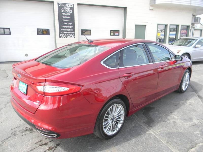 Ford Fusion 2016 price $19,462