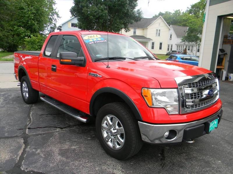 Ford F-150 2013 price $17,925