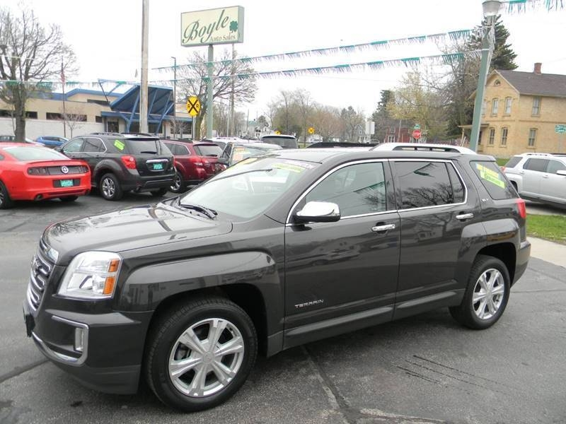 GMC Terrain 2016 price $15,525