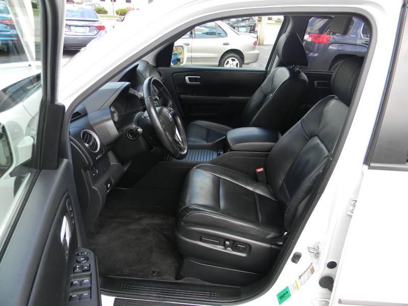 Honda Pilot 2012 price $17,993