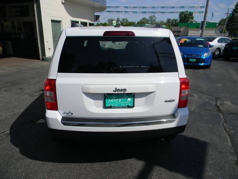 Jeep Patriot 2016 price $16,009