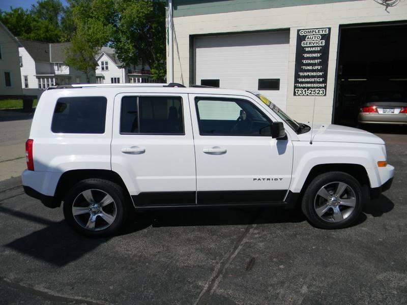 Jeep Patriot 2016 price $16,009