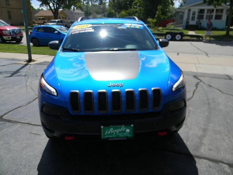 Jeep Cherokee 2018 price $28,962