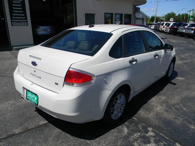 Ford Focus 2009 price $5,994