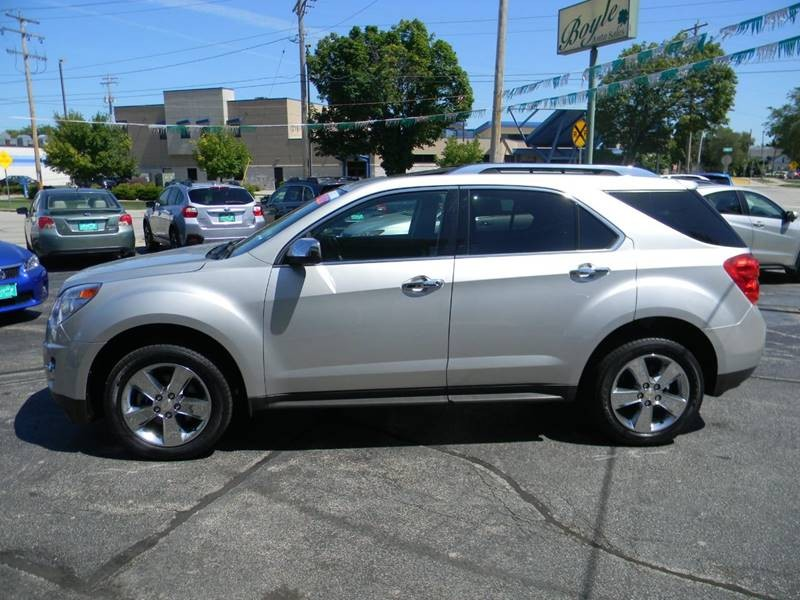 Chevrolet Equinox 2012 price $12,695
