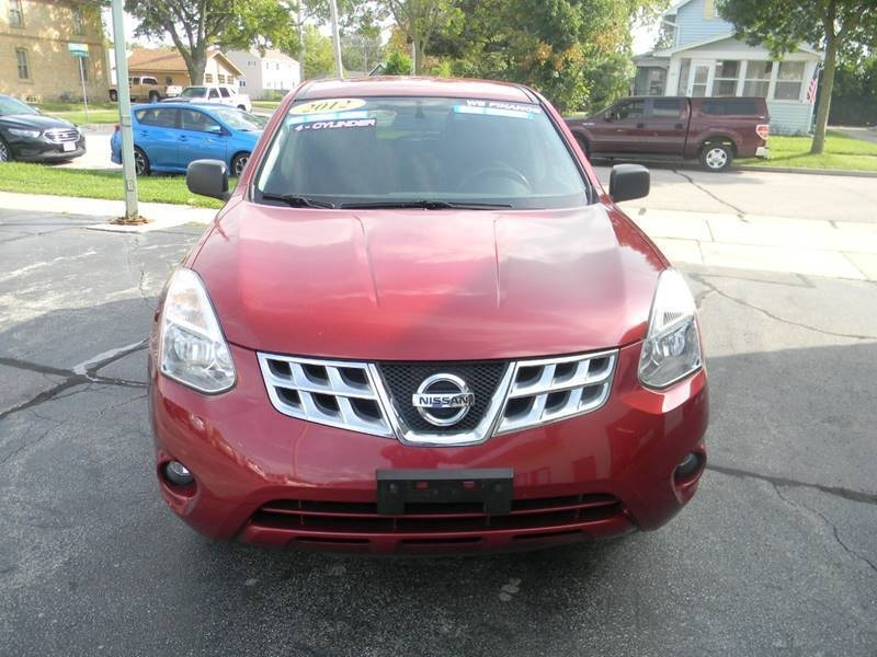 Nissan Rogue 2012 price $11,854