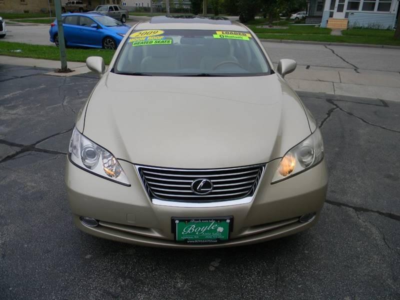 Lexus ES 350 2009 price $9,955
