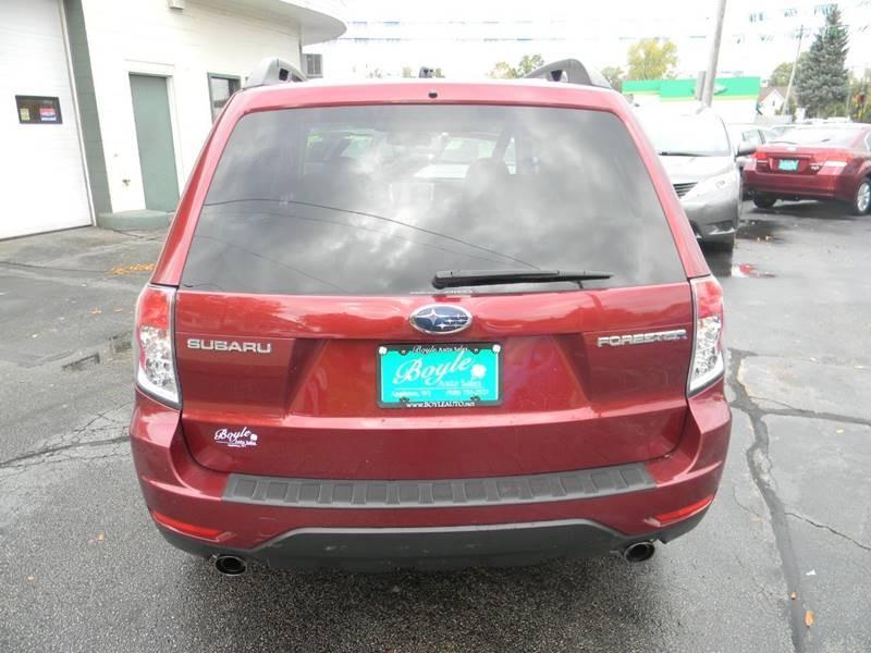 Subaru Forester 2009 price $9,969