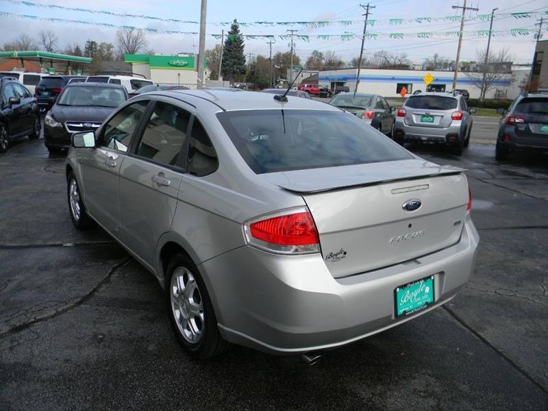 Ford Focus 2009 price $5,991