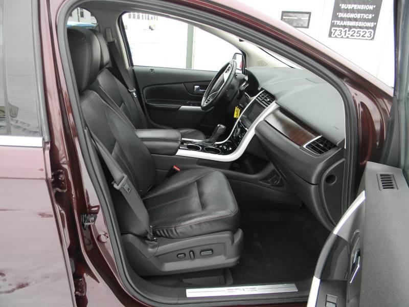 Ford Edge 2012 price $14,959