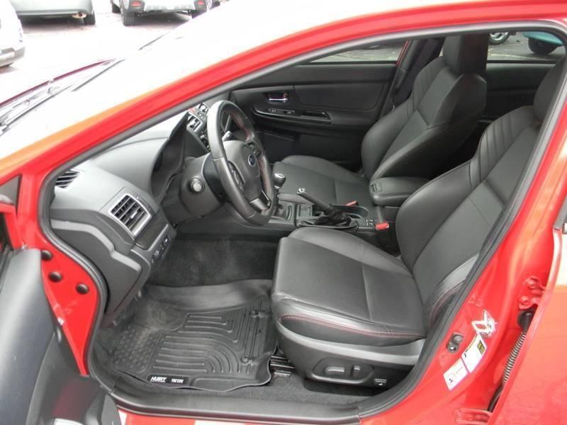 Subaru WRX 2018 price $29,995