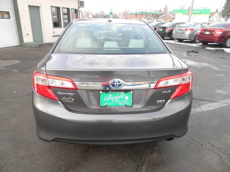 Toyota Camry Hybrid 2014 price $11,979