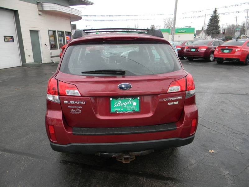 Subaru Outback 2013 price $10,989