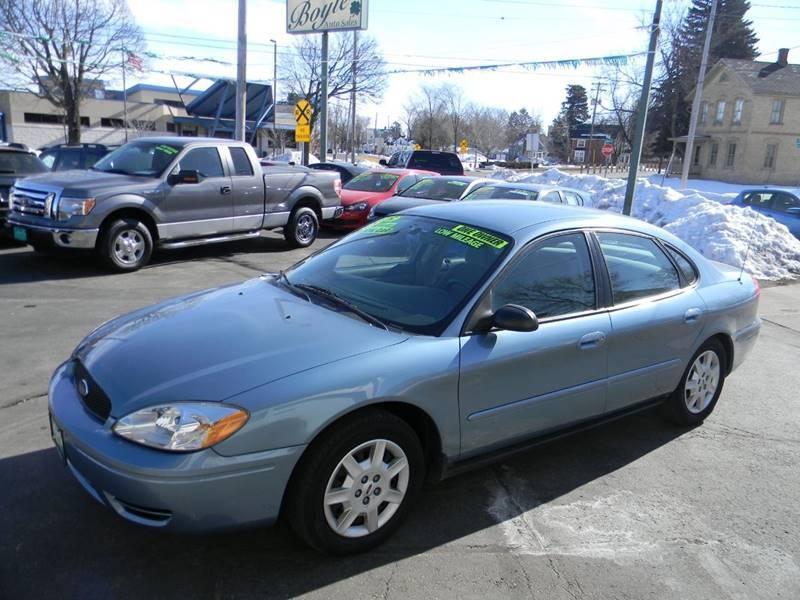 Ford Taurus 2005 price $6,969
