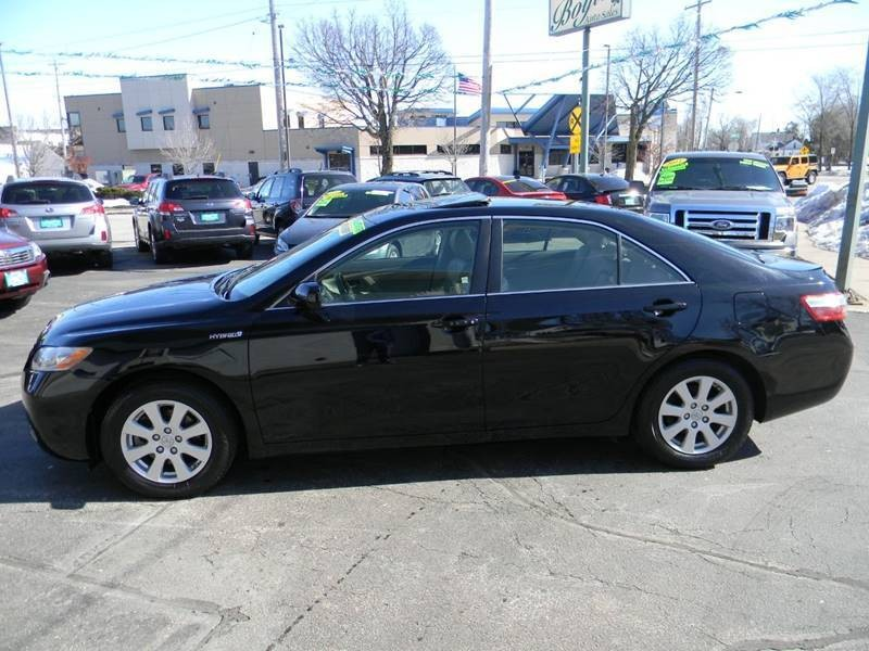 Toyota Camry Hybrid 2007 price $6,969