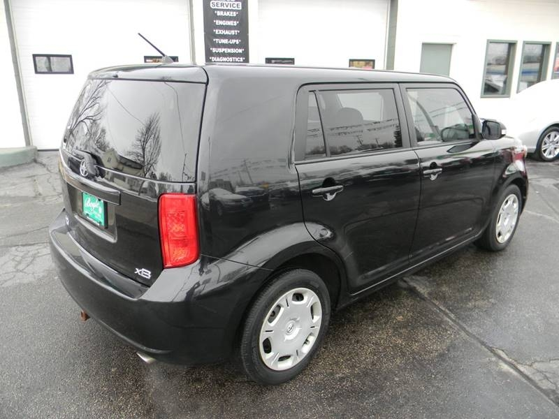 Scion xB 2008 price $6,400