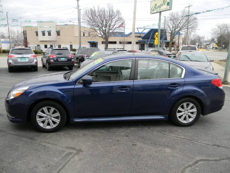 Subaru Legacy 2010 price $7,959