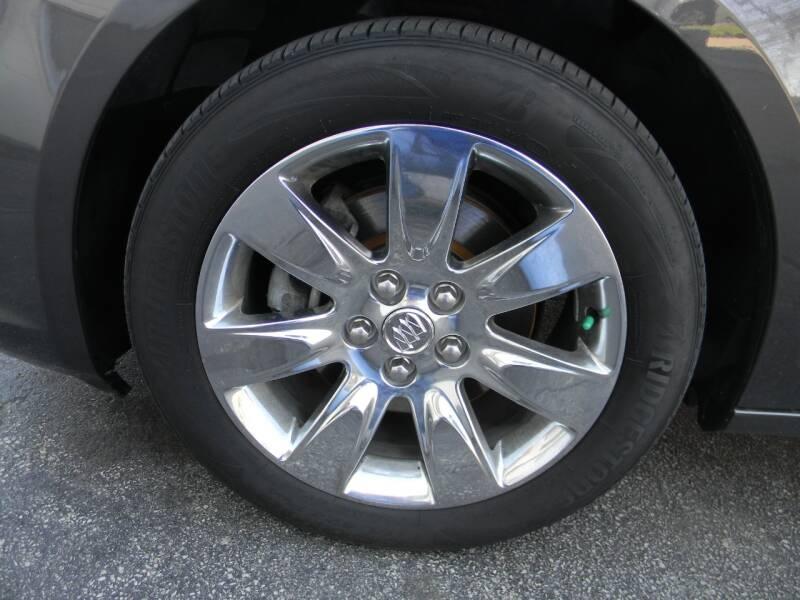 Buick LaCrosse 2013 price $9,999