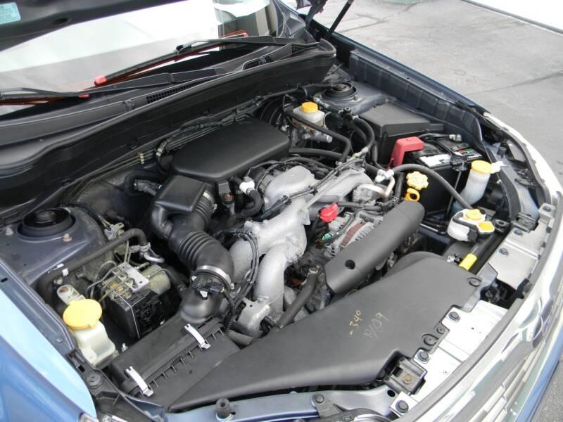 Subaru Forester 2009 price $7,999