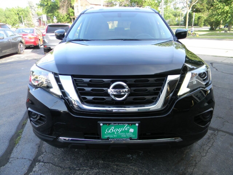 Nissan Pathfinder 2017 price $24,999