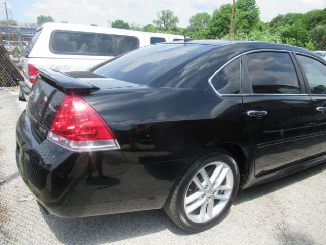 Chevrolet Impala Limited 2014 price Call for Pricing.