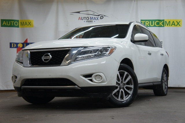 Nissan Pathfinder 2015 price Call for Pricing.