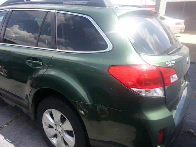Subaru Outback 2012 price
