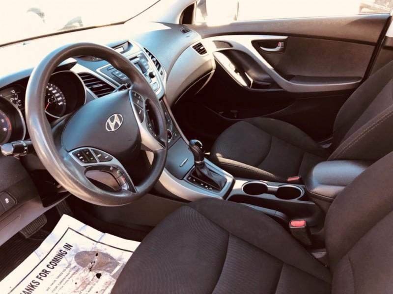 Hyundai Elantra 2016 price $11,888