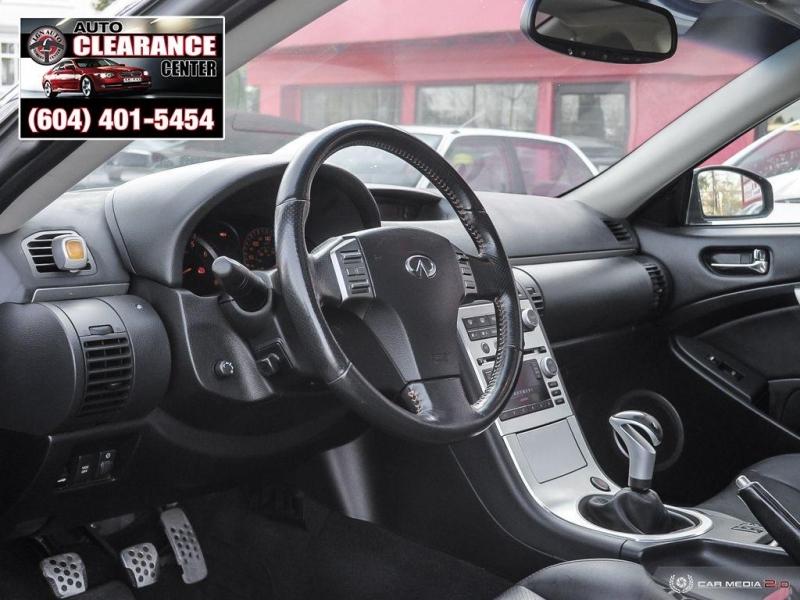 Infiniti G35 Coupe 2005 price $9,995
