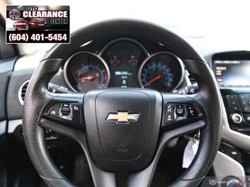 Chevrolet Cruze 2015 price $10,888