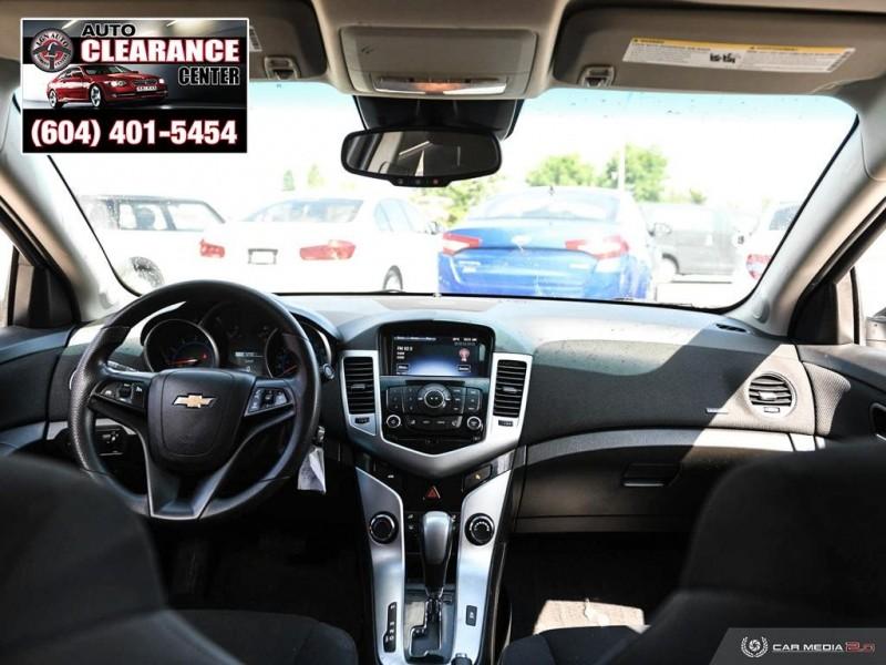 Chevrolet Cruze 2015 price $9,888