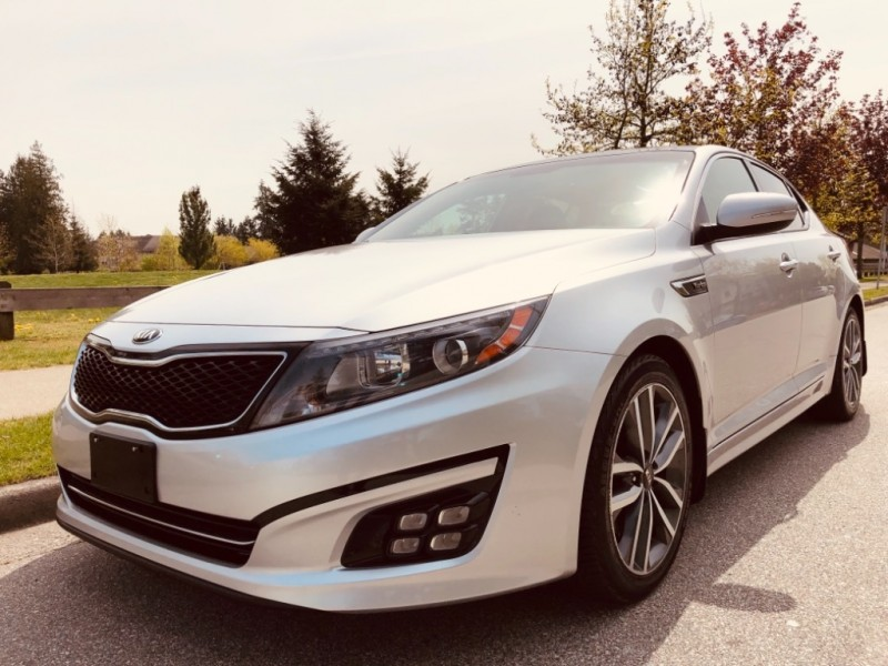 Kia Optima 2014 price $14,888
