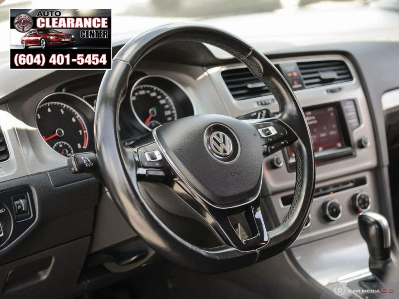 Volkswagen Golf 2015 price $11,888