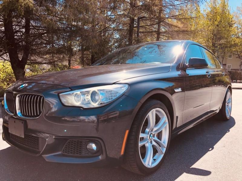 BMW 5 Series Gran Turismo 2013 price $21,888