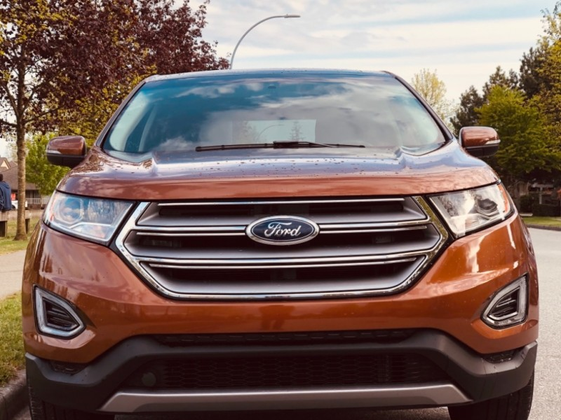 Ford Edge 2017 price $25,888
