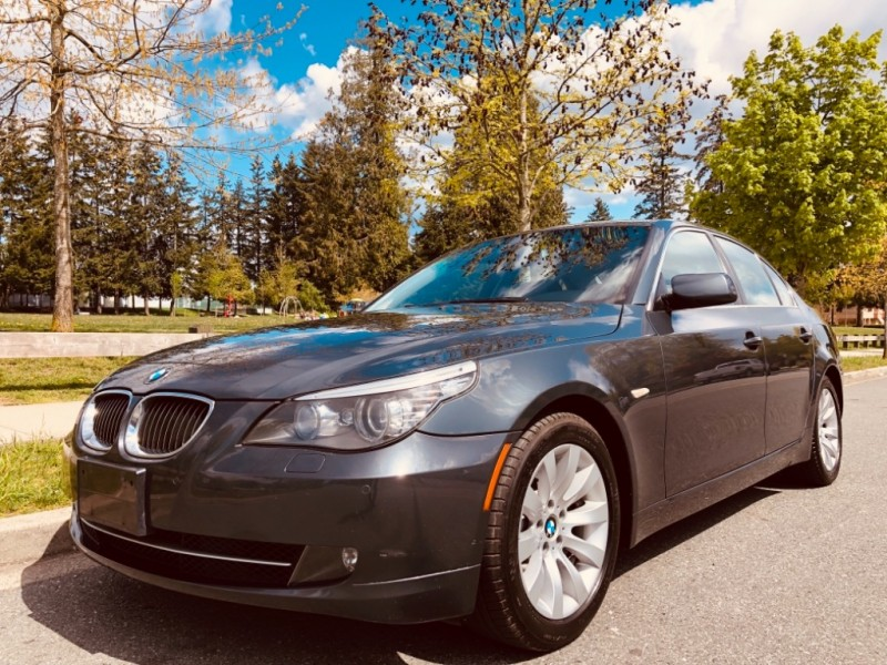 BMW 5-Series 2008 price $7,888